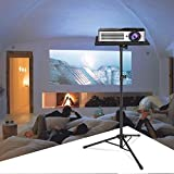 Natwind Projector Tripod Stand Laptop Stand DJ