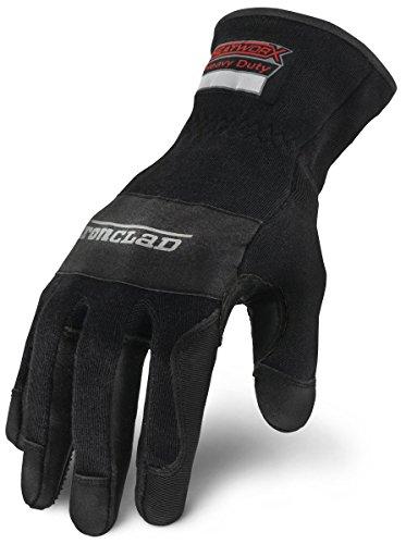 Kevlar Knit Shell Glove - Ironclad HW6X-03-M Heatworx Heavy Duty Gloves, Medium