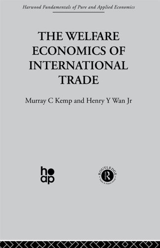 The Welfare Economics of International Trade Pdf