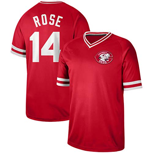 Mens Baseball Athletic Jersey Cincinnati Reds Baseball Jersey