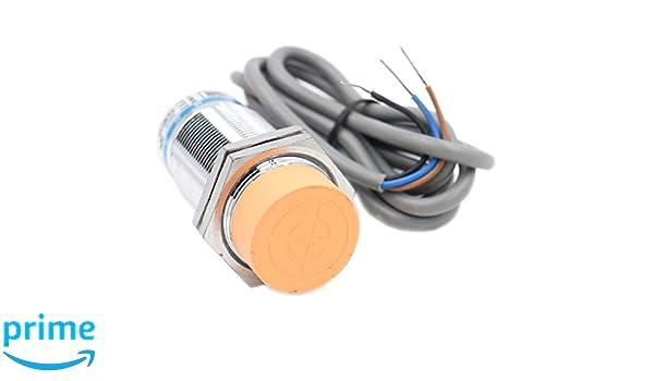heschen Sensor de proximidad inductivos interruptor LJ30 A3 - 15-Z/BX detector 15 mm 6 - 36 VDC 300 mA NPN normalmente abierto (no) 3 alambre: Amazon.es: ...