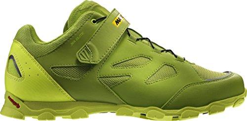 Mavic Scarpe MTB XA Elite Lime Green/Safety Yellow Taglia 43 1/3