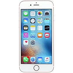 Apple iPhone 6S, Fully Unlocked, 64GB - Rose Gold (Certified Refurbished)
