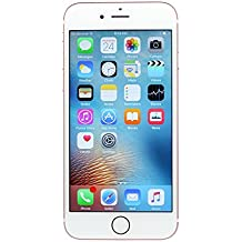 Apple iPhone 6S 64GB GSM Unlocked, Rose Gold (Certified Refurbished)