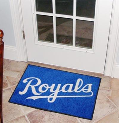 MLB - Kansas City Royals Starter (Kansas City Royals Baseball Rug)