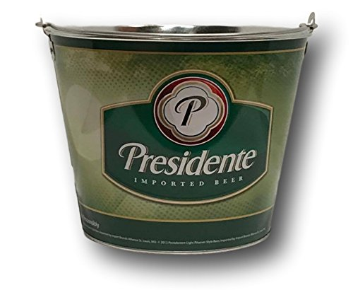 Presidente Imported Beer Bucket Boelter