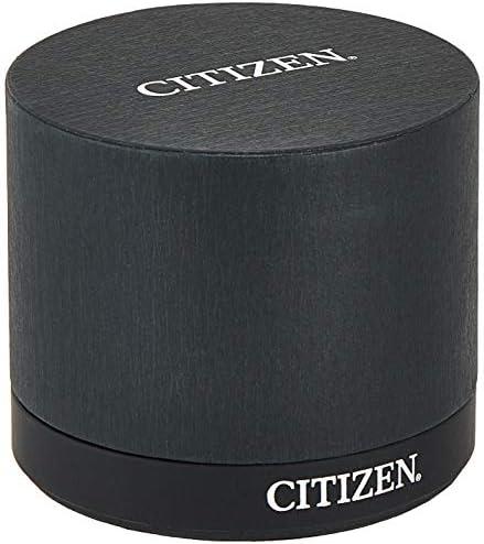 Citizen dameshorloge, kwarts, 42 mm, armband en behuizing van staal CA0625-55E mJgG7FPN