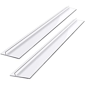Kitchen Silicone Stove Counter Gap Cover, 25