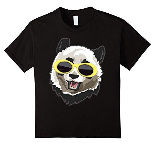 Kids Clout Goggles Panda Shirt: Funny Panda Bear EDM T-shirt 10 - Amazon Clout Goggles