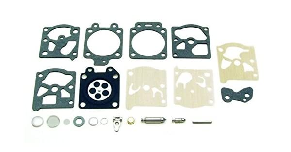 Amazon.com: Walbro Carburador Rebuild Kit k20-wat para Stihl ...