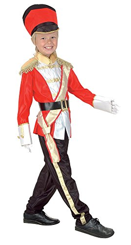 Large Boys Toy Soldier Costume (Toy Soldier Dresses)