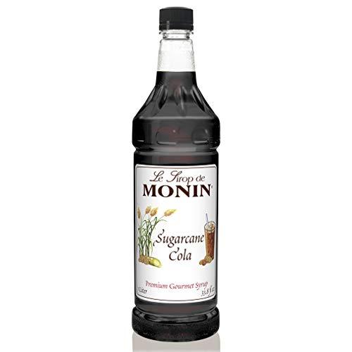 Monin Sugarcane Cola Syrup