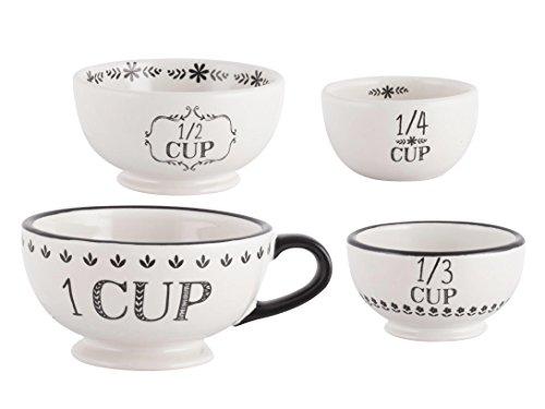 CreativeTops 5174329 Creative Bake Stir It Up Measuring Cups, 18.8 x 25 x 15.5 cm, Beige