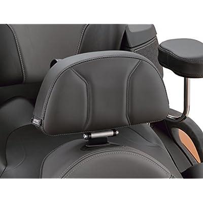 Show Chrome Accessories 41-168A Removable Smart Mount Backrest (Can Am Spyder RT): Automotive