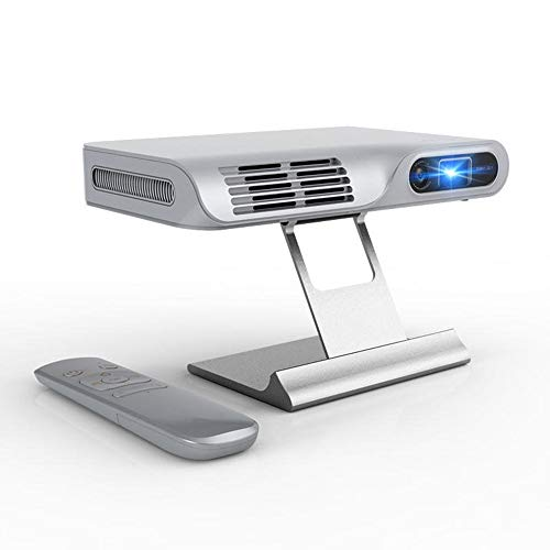 HD Projector Portable Smart Projector 1080P Automatic Keystone Correction LED Light Source WiFi Same Screen Phone Home Business Office