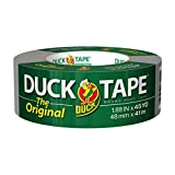 The Original Duck Tape Brand  394468 Duct Tape, 1-Pack 1.88 Inch x 45 Yard Silver