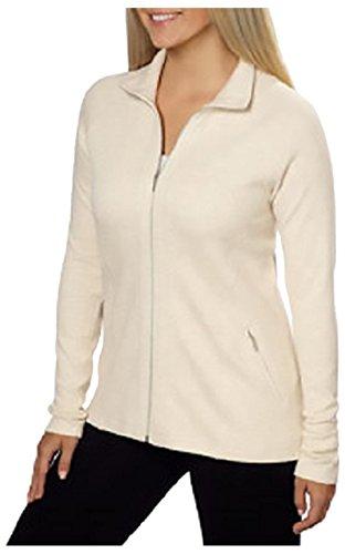 Kirkland Signature Women's Cadet Collar Full Zip Jacket (Size L, Color (Cadet Collar Jacket)