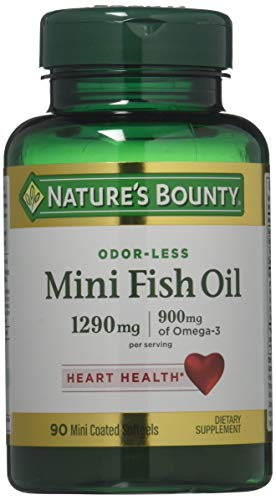 Most bought Fish Oil