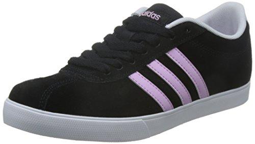 W De Chaussures Courtset Femme Adidas Noir Gymnastique 1P65U