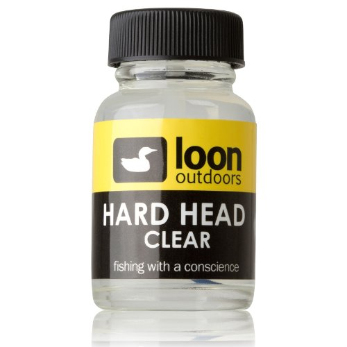 Loon Hard Head Non-Toxic Head Cement Color (Fly Tying Supplies)