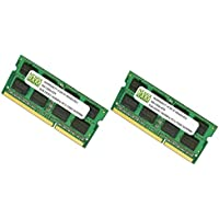 16GB (2 X 8GB) DDR3-1600MHz PC3-12800 SODIMM for Apple iMac 27 Late 2013 Intel Core i7 Quad-Core 3.5GHz 27 ME089LL/A CTO (iMac13,2; 14,2)