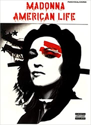 madonna american life piano vocal chords