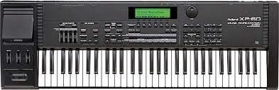 Roland XP-60 keyboard Vintage Syntheiszer