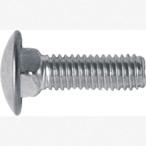 Auto Body Doctor ABD6363 Bumper Bolt Rd Style Hd SS Capped