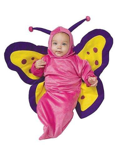 Butterfly Bunting Costume - NEWBORN 0-9 ()