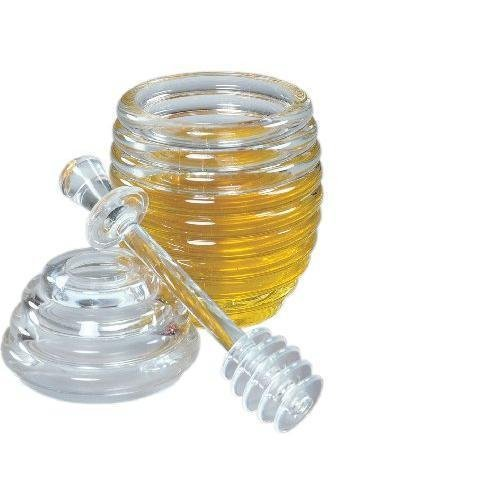 Take Fox Run Acrylic Honey Dipper Pot New discount