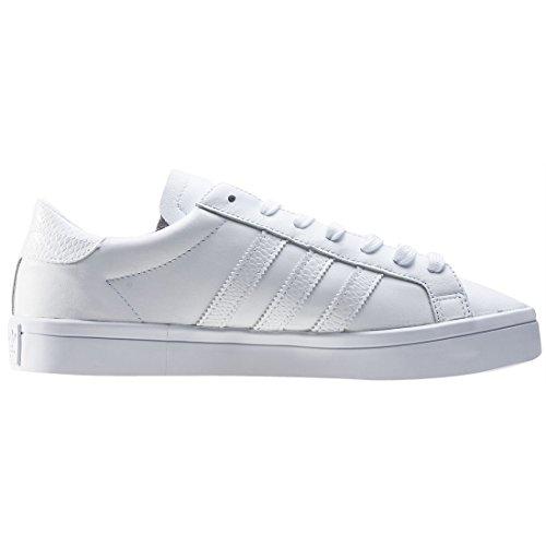Adidas CourtVantage, ftwr white/mgh solid grey/chalk white White White