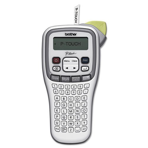 Pt-H100 Label Machine Handheld by Brother
