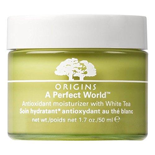 ホワイトティー、50ミリリットルと抗酸化剤の保湿起源完璧な世界を (Origins) - Origins A Perfect World Antioxidant Moisturiser With White Tea, 50ml [並行輸入品]   B01M4RVFRZ