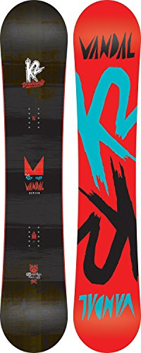 K2 Youth Vandal: Snowboard Board 2017