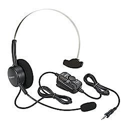 Standard Horizon SSM-64A VOX Headset