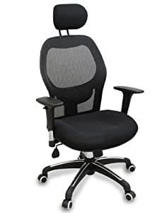 Walker Ergonomic Executive Mesh Office Chair Fully