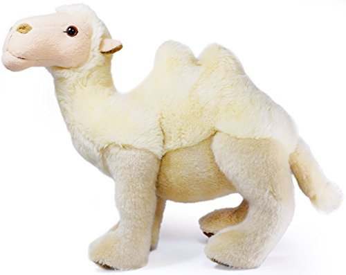 Callie the Camel | 12 Inch Stuffed Animal Plush | By Tiger Tale Toys (Loads Game Super X-heavy)