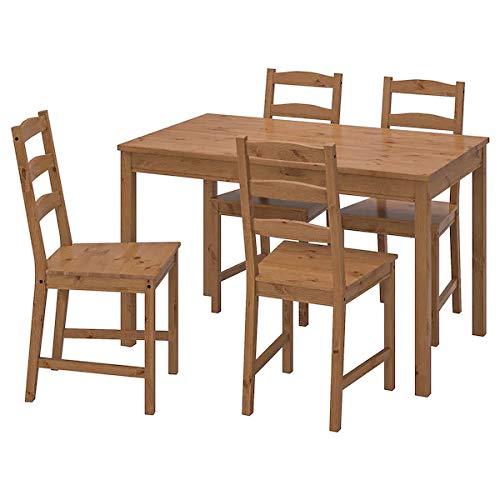 Ikea JOKKMOKK table Brown