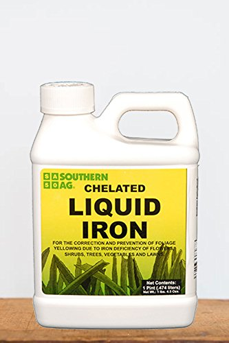 Chelated Iron Fertilizer - 4