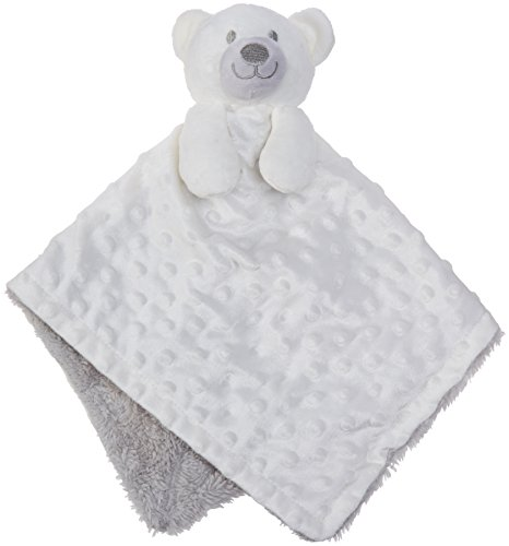 Little Beginnings Popcorn Lovie Blanket, (Little Bear Plush)