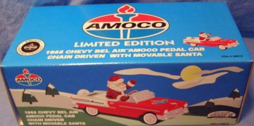 Amoco Advertising 1955 Chevrolet Bel Air Pedal Model Car