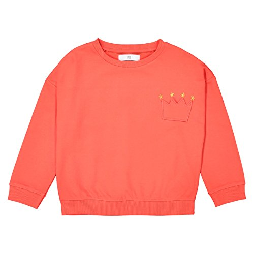 La Redoute Collections Big Girls Crown Pocket Sweatshirt,, used for sale  Delivered anywhere in USA