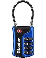Master Lock Padlock, Set Your Own Combination TSA Accepted