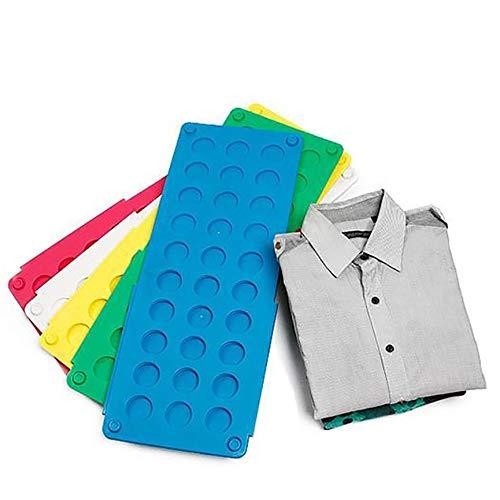 blau VCB Praktische Kleidung Klappbrett Sparen Sie Zeit Multifunktions Magic Fast Speed 