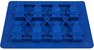Silicone Minifigure Mold, Inspired by Lego