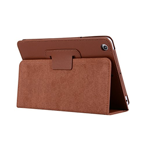 iPad 2 Case for iPad 2/3/4, Ultra Slim Lightweight Case Cover Shockproof Waterproof Tablet Case With Stand Function for iPad 2, iPad3, iPad4 - Brown by FuriGer