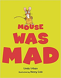 Book Mouse Was Mad Big Book
