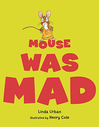 Mouse Was Mad Big Book ebook