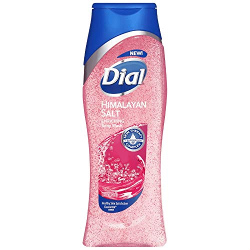 (Dial Skin Therapy Replenishing Body Wash, Himalayan Pink Salt & Water Lily 16 oz (Pack of 2))