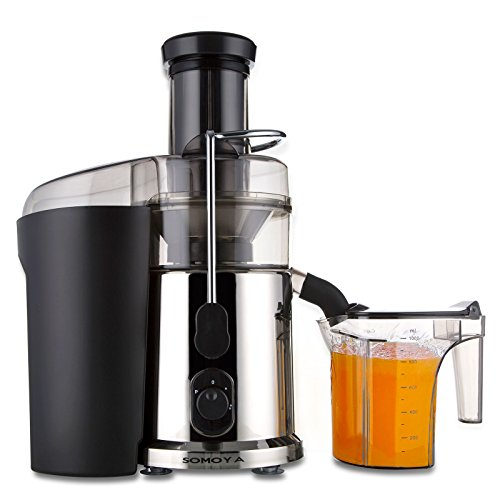 Professional Juicer - 850 Watt Electric Juice Extractor Stainless Steel-PJ-900.1